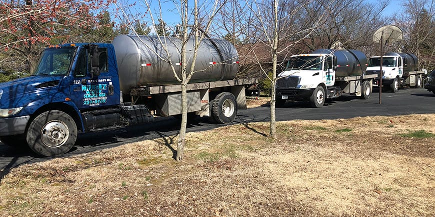water hauling madison county il