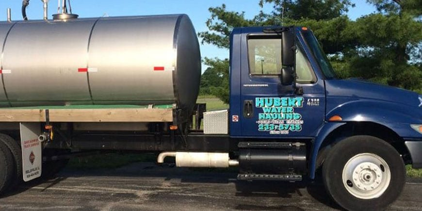 water hauling service monroe county illinois